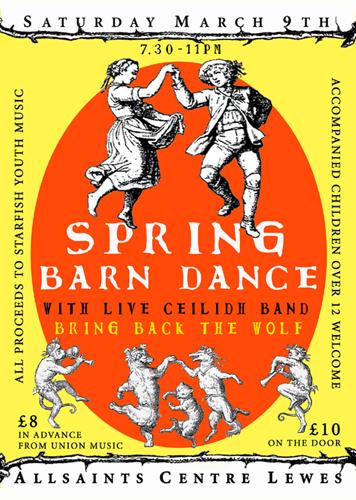 Spring Barn Dance