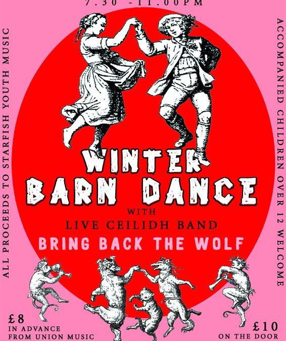 Winter Barn Dance